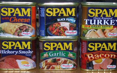 Spam – no matter what the flavor, no one likes it!